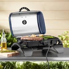 Patio Bistro 240 Electric Grill by Expert Grill Tabletop Electric Grill Walmart Com