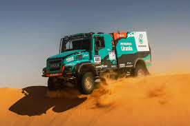 De Rooy Powers IVECO Truck To Africa Eco Race Victory | Middle East ... Iveco Stralis As40tp Np Tractor Truck 2017 Exterior In 3d Iveco Heavy Truck Scomat Team Abarth Scorpion Sponsorship Motor1com Photos New Trucks And Livery For Rg Bassett Sons Trucks South Coast Machinery The European Platooning Challenge Bigwheelsmy 450 6 X 2 Unit Daily 35s13a8v9 Westar Centre Photo Automobile Slisas44045lowtractor Kaina 31 900 Registracijos Stralisa40s45 18 Metai Stris260s31ype5kofferbox24palletslift 21