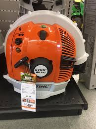 2017 STIHL BR 700 For Sale In Old Saybrook CT New England Power