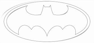 Lovely Batman Symbol Coloring Page 55 For Pages Online With