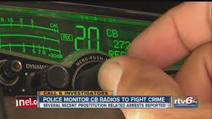 100 Truck Stop Prostitutes Police Turn To CB Radios To Catch Hookers At Indianapolis Truck