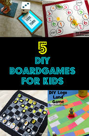 But Theres Nothing Like Playing With Old Fashioned Board Games Here Are Some DIY Game Project Ideas You