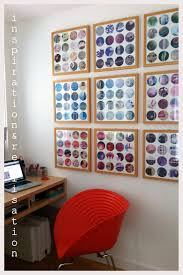 Inspiration And Realisation DIY Fashion Blog Recycled Magazines Art