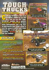 Tough Trucks: Modified Monsters (2003) Windows Box Cover Art - MobyGames