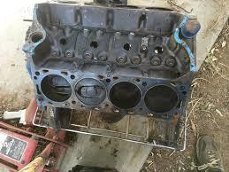 100 460 Crate Motors Ford Truck Engine Short Block D1VE 2 Bolt Main Will Ship EBay