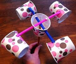 Art And Craft For Kids With Paper Cups Stepstep