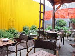 Lamp Liter Inn Restaurant by Nyc U0027s Best Patios Rooftops And Beer Gardens Eater Ny