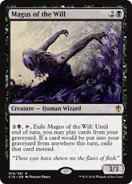 Competitive Edh Decks 2016 by Commander 2016 Preview Magus Of The Will