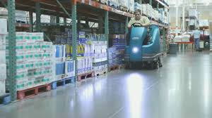 Tennant Floor Scrubber T3 by Tennant T16 Rider Floor Scrubber Introduction Video Youtube