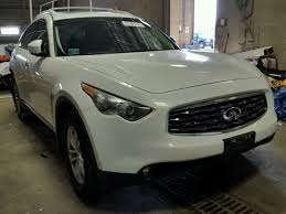 Auto Auction Ended On VIN: JN8AS1MUXAM801518 2010 INFINITI FX35 In ...