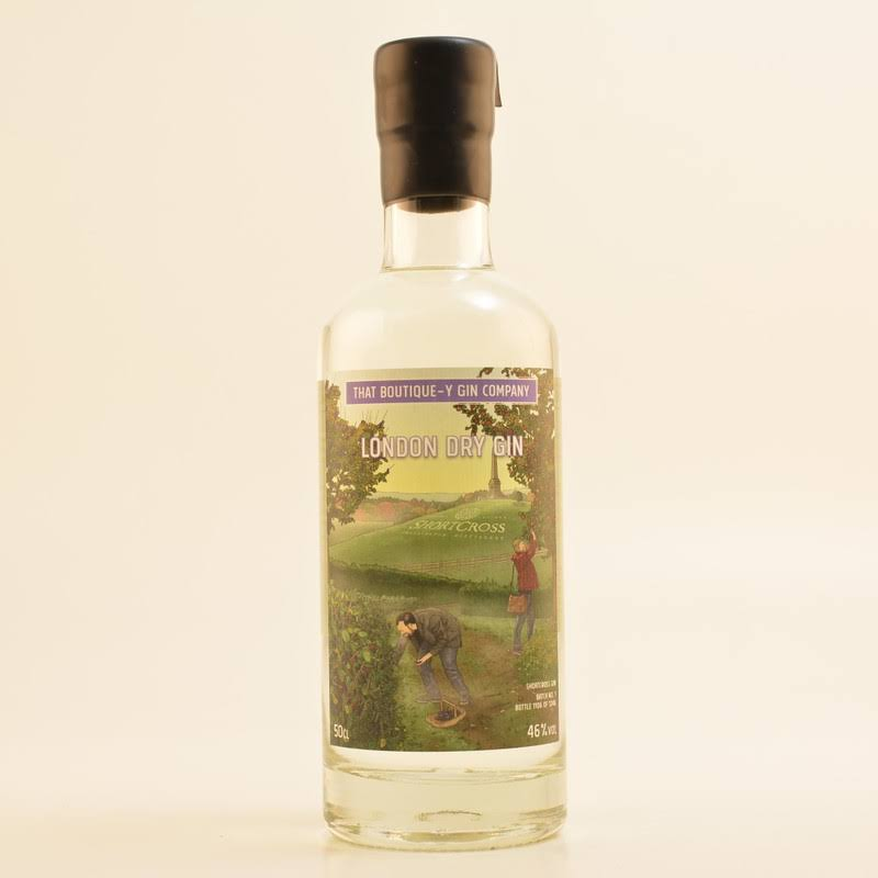 Estate-Foraged Gin - Shortcross (That Boutique-y Gin Company) London Dry Gin