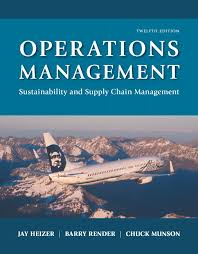 Operations Management Sustainability And Supply Chain Subscription 12th Edition