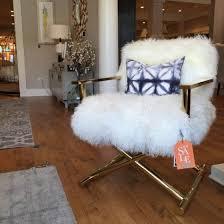 White Fluffy Chair Target Design Ideas