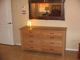 Best Arts And Crafts Dresser Plans Mission Style Dresser and