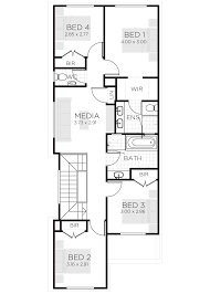 100 3 Bedroom Granny Flat Mayfield Home Design Hamptons Style House Rawson Homes