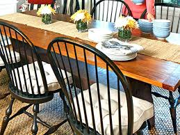Windsor Chair Cushions Pads Large Dining Room Best Of
