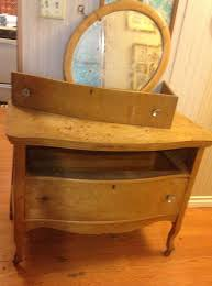 using chalk paint on a maple dresser and mirror hometalk