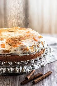 fanta kuchen mit mandarinen und schmand
