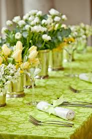 Top Ideas For Easter Flower Arrangements Concept Surprising Concepts In Desk Decorations Spring Dining Room