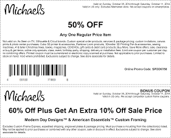 Michaels Online Coupon Code Pinned December 13th 50 Off A Single Item More At Michaels Promo Codes And Coupons Annoushka Code Black Friday 2019 Ad Deals Sales The Body Shop Coupon Malaysia Jerky Hut Electronic Where To Find Bed Bath Free Printable Coupons Online Flyer 05262019 062019 Weeklyadsus January 11th Urban Decay Discount Pregnancy Clothes Cheap Online How Use Canada Buy Sarees Usa Burlington Ma