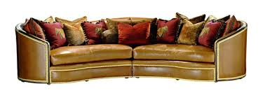 Marge Carson Sofa Pillows by Odessa 2 Piece Sofa Marge Carson
