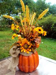 Lumpkin The Pumpkin by 34 Most Awesome Pumpkin Decorations For Fall Pumpkin Vase Diy