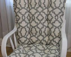 Dutailier Nursing Chair Replacement Cushions by Dutailier Cushion Etsy
