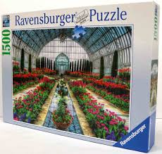 Puzzle City Scape New Piece Ravensburger Flower Truck Original Kitten Challenge Series