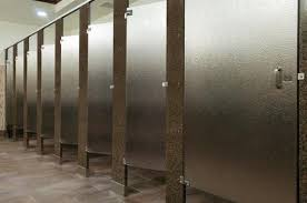 Bathroom Stall Dividers Edmonton by Commercial Restroom Partition Bathroom Partitions Pinterest