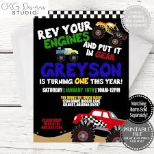 Monster Truck Invitation, Monster Truck Party, Monster Truck ... Monster Trucks Maryborough Speedway Wide Bay Kids Cartoon Truck Royalty Free Vector Image Invitation Party Grave Digger Truck Wikiwand Madness 64 N64 Original Nintendo Magazine Advert Fisher Price Blaze And The Machines Diecast Vehicles Big Rc Hummer H2 Wmp3ipod Hookup Engine Sounds Traxxas Sonuva Truck Stop Jam In Wrocaw Polish Magician Premium Outdoor Waterproof Toys For And Adults
