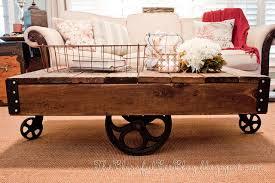 Diy Home Improvement Cart Table
