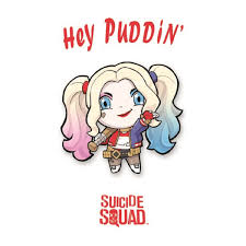 Harley Quinn Tattoos Suicide Squad Temporary Tattoos Harley Etsy