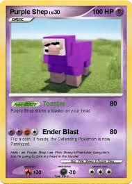 Pokemon Purple Shep 2