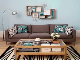 Decorating Ideas For Living Room Walls fine Decorated