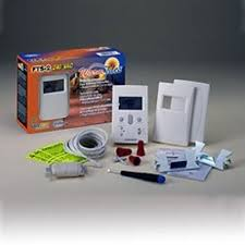 easy heat fts 2 floor heating thermostats kits crescent