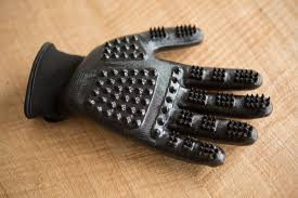 Rubber Horse Shedding Tool by Now Available Handson Gloves
