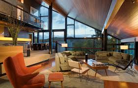 100 Contempory Home Wood Run Jack Wilkie Builder Inc