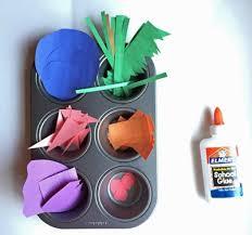 Make A Paper Flower Garden