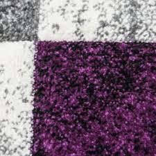 moderner zimmer teppich kariert stein optik wohnzimmer