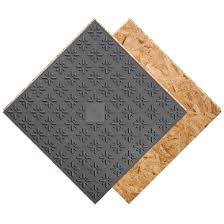 Preparing Osb Subfloor For Tile by Plywood And Osb Subfloors And Underlay Rona