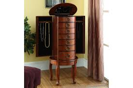 Woodland Cherry Jewelry Armoire Powell 605-318 Powell Woodland Cherry Jewelry Armoire 605318 Transitional Cheval Mirror Hayneedle With Canada Style Guru Fashion Glitz Masterpiece White Fniture Accsories 605 Free Standing Chest Dark Louis Philippe The Mine Shop Classic Floorstanding Armoires Home Appliances Mirrored Living Antique Walnut Locking