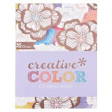 Creative Color Coloring Book