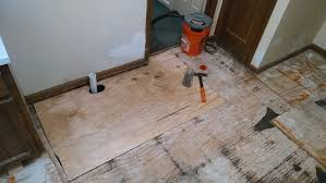 waterproofing how do i correctly install ceramic floor tile