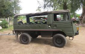 PHOTO: Pinzgauer Military Truck In Hanalei - Kauai Surf Report Used Armored Cars Bizarre American Guntrucks In Iraq Eastern Surplus Hmmwv Humvee M998 Military Truck Parts Bbc Autos Nine Military Vehicles You Can Buy Military Vehicles For Sale Vehicles Sale Ex For Sale Mod Leyland Daf T45 4x4 Personnel Carrier Shoot Vehicle With Canopy Heavy Duty A Look At Russias Arctic Forces Man Selling 7 Used Commercial Motor Here Is The Badass Truck Replacing Us Militarys Aging Humvees