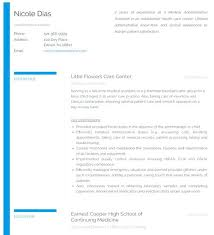 Resumes For Experienced Resume Template Bold Create Server Examples