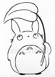 Totoro Coloring Pages My Neighbor Home For Studynow Me And In 1210