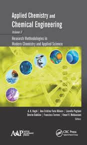 applied chemistry and chemical engineering volume 5 research