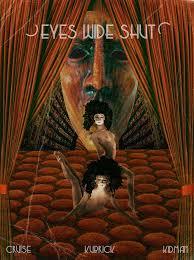 Eyes Wide Shut Alternate Movie Poster C Scarlet Phoebe 2013 Serpentfireca