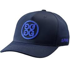 100 Wbt Trucking GFORE Circle Gs Twilight Golf Cap TRENDYGOLFUSACOM