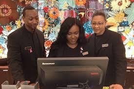 Front Desk Clerk Salary At Marriott by 4 Charts Showing Increases In U S Hotel Workers U0027 Salaries And